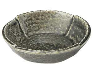 総織部 刺身鉢