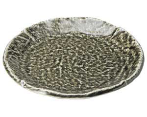 総織部 6.0丸皿 画像