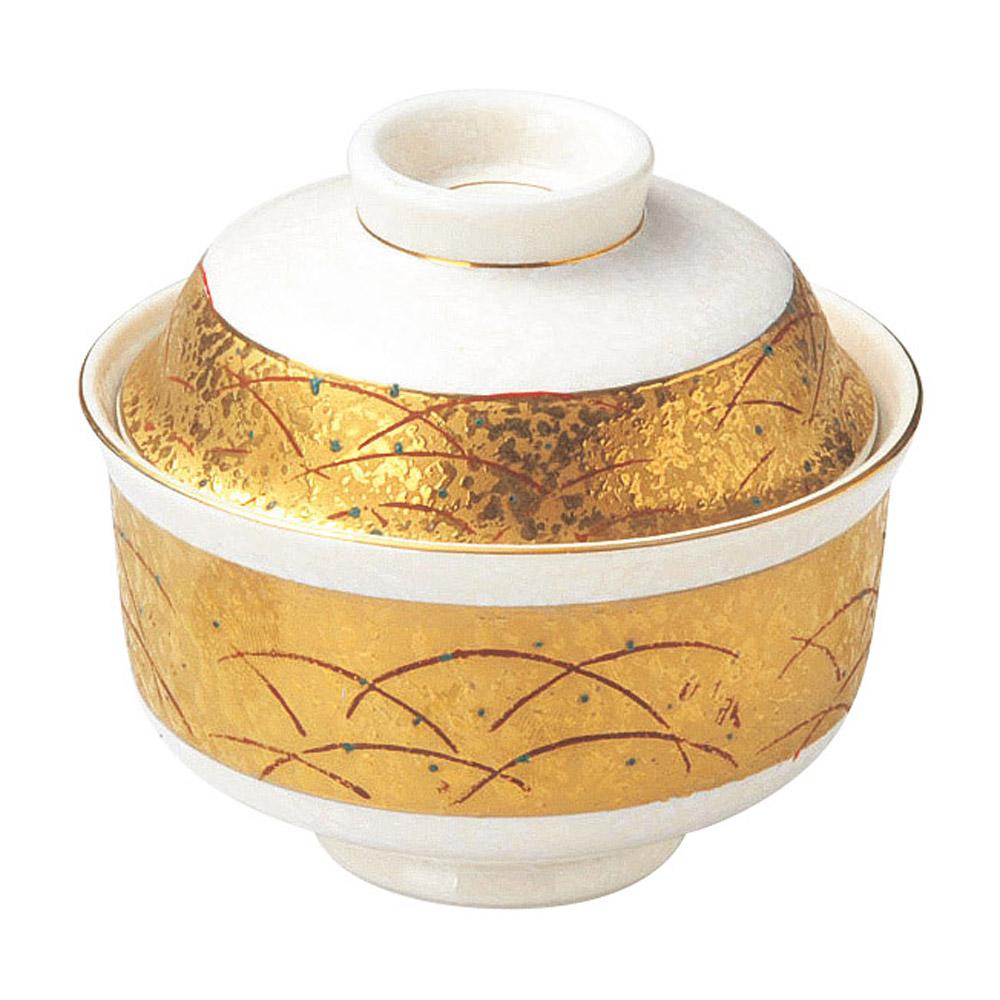 萬月金月花 菓子碗(小)