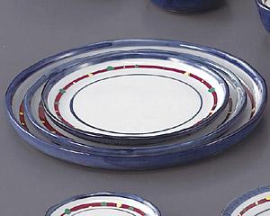 新珠(あらたま)5.0丸皿