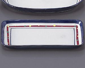 新珠(あらたま)8.0長角皿