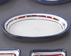 新珠(あらたま)小判ケーキ皿