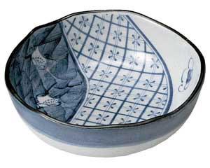 七宝祥瑞 5.0鉢