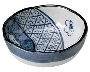 七宝祥瑞 4.0鉢