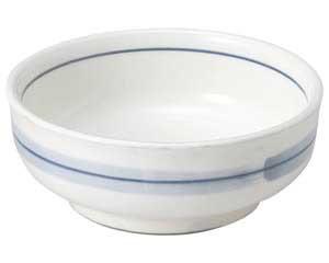 白河志野 刺身鉢
