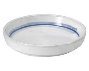白河志野 薬味皿