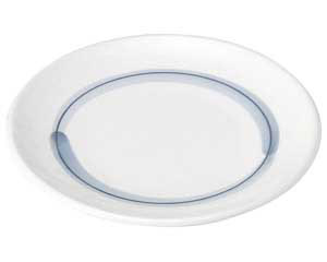 白河志野 丸6.0皿