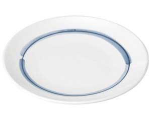 白河志野 丸8.0皿