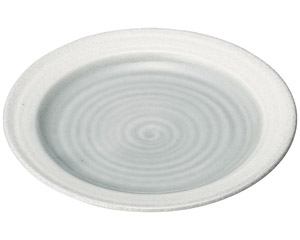 風蘭月の香 7.0丸皿