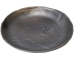琥珀 10号丸皿