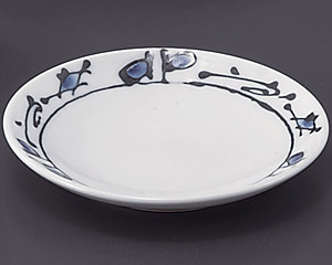 エジプト丸5.0皿