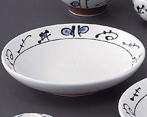 エジプト丸7.5麺皿