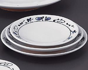 エジプト丸8.0皿
