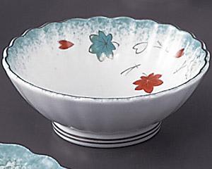 ひすい吹吉祥(強化)菊型呑水