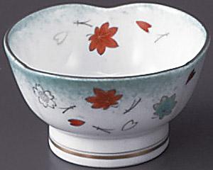 ひすい吹吉祥(強化)三ツ山3.6小鉢