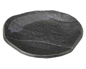 黒銀河 小皿