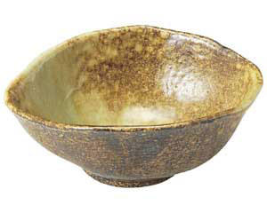 岩清水 変形中鉢