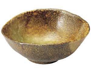 岩清水 変形大鉢