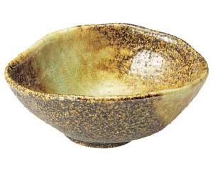 岩清水 変形小鉢