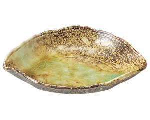 岩清水 木の葉小皿