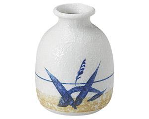白淡雪ススキ 1号そば徳利