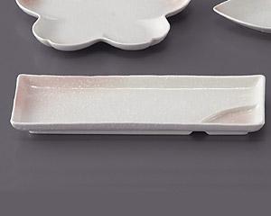 桜吹ピンク仕切皿