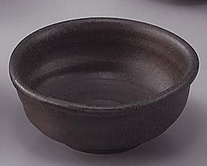 備前風変型小鉢