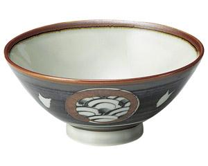 錆丸紋 4.8タイ茶
