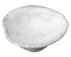 白刷毛目 口取皿