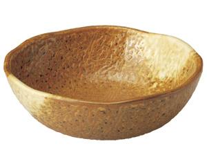 イラボ白吹 木の葉型5.0鉢