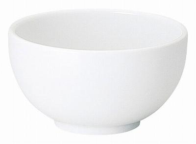 白翔 5.0深口丼(白磁中華)