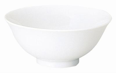 白翔 5.0スープ碗(白磁中華)