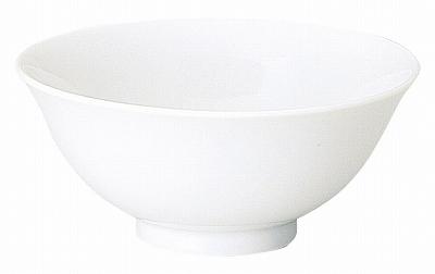 白翔 4.5スープ碗(白磁中華)