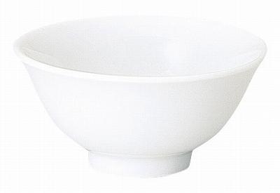 白翔 4.0スープ碗(白磁中華)