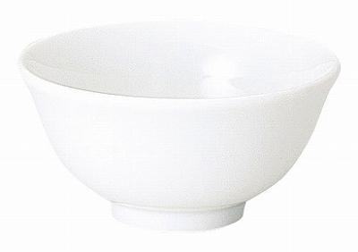 白翔 3.5スープ碗(白磁中華)