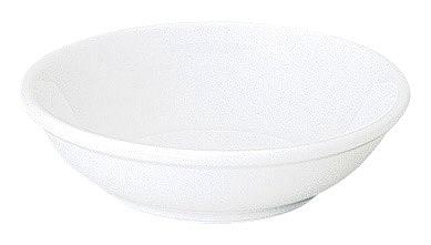 白翔 3.0薬味皿(白磁中華)