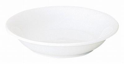 白翔 4.0取皿(白磁中華)