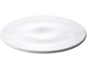 雪月花白磁 月 盛皿
