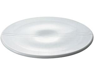 雪月花青磁 月 盛皿