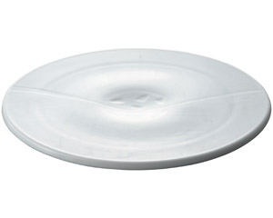 雪月花青磁 花 盛皿