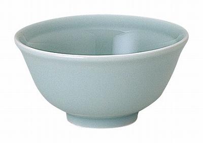 青彩 3.5リムスープ碗(青磁中華) 画像