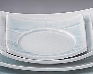 強化青白磁5.0四方皿