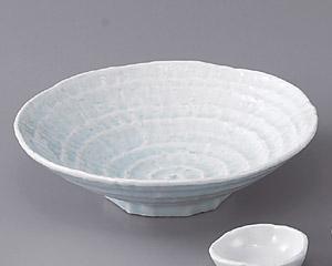 強化青白磁8.5浅鉢