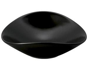 アーバン黒楕円鉢(SS)