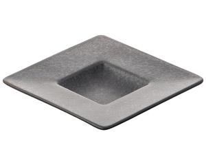 鉄釉プリムプレートS 画像1
