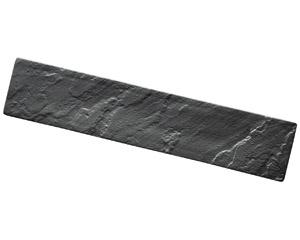 メテオ36cmスレンダープレートBK(ハマ付)