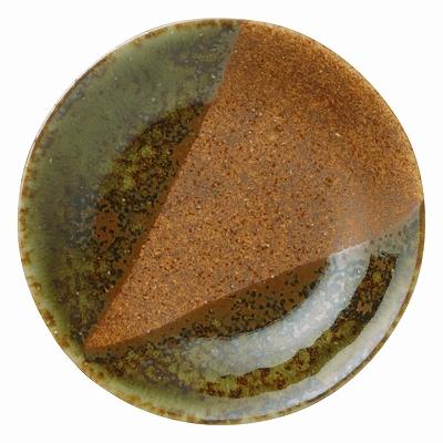 美濃伊賀 丸3.0皿