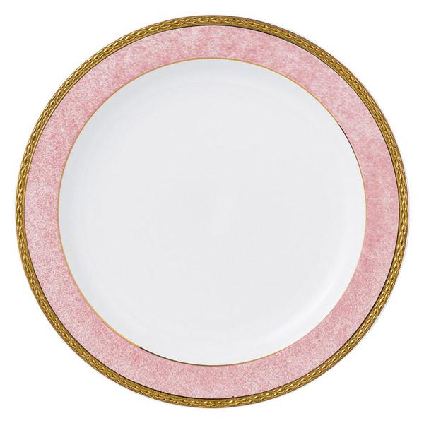 【30枚セット】ゴールドメユール19cmケーキ(ピンク) 画像1