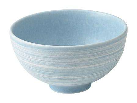 波の舞 リップル茶碗