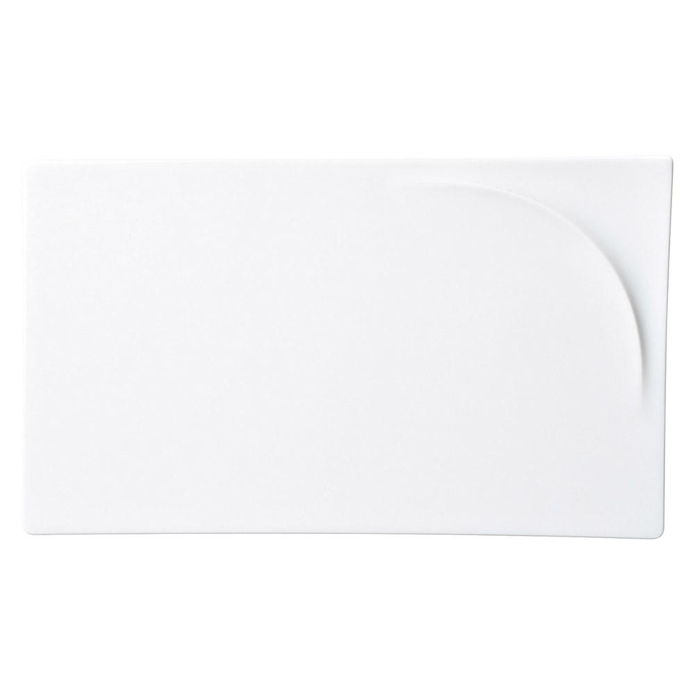 LUK 33長角プレート ホワイト